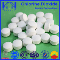 High Efficient Chlorine for Water Purification
