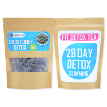 private label detox tea instant granules weight loss