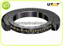 two inner and outer shafts,trailer slew ring bearing,Power Transmission Equipment,tower crane slew bearing ring,teething