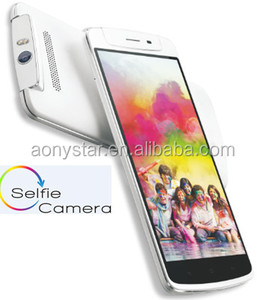 4inch hot selling mobile phone with rotating camera