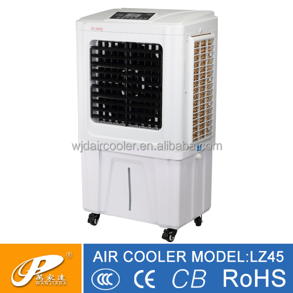 [NEW]60L water tank Factory price Evaporative Air Cooler 3sides cooling pad