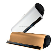 Classic Stereo Aluminum Alloy Housing Wireless speaker for <strong>Mobile</strong> <strong>Phones</strong>, Tables, with Dock / Stand function