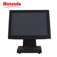 15inch LCD Touch Screen Computer/All in one PC for Point of Sale/Restaurant Electronic Ordering Machine Touch