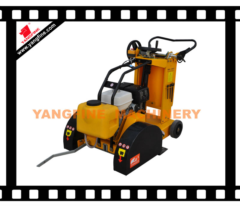 High Performance Double Blades Concrete Floor saw