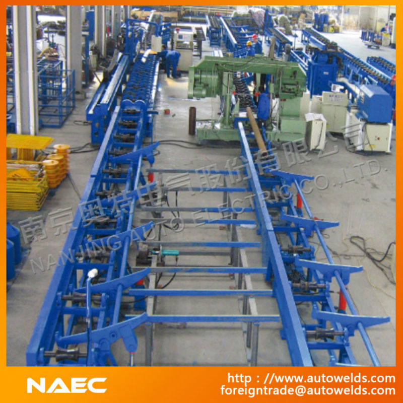 FPSO Module Fabrication Production Line