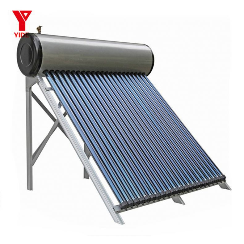 Guaranteed quality proper price compact non-pressurized solar water hater