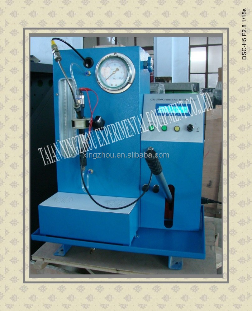 CRI-M30 diesel fuel common rail injector test bench piezo injector <strong>tester</strong>