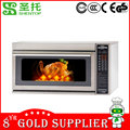 Shentop STWA-750C Full-automatic bakery oven with Steaming Function bakery equipment prices electric oven