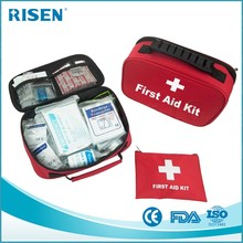China supplier Low MOQ medical office emergency bag car first aid kit home first aid kit