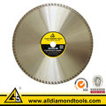 Diamond Continuous Rim Saw Blade for Stone Cutting