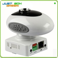IP Camera GPM181 Support monitor via computer and smart phone Built in free DDNS system 3.6mm SBC lens multi-window management