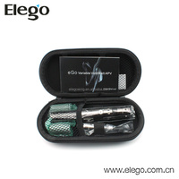 Ego case carrying Authentic ecig Vamo V5 stainless steel