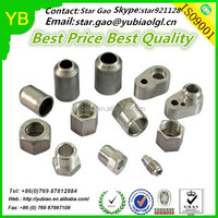 Precision cnc machining parts, metal milling/turning cnc products