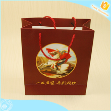 Get 100USD coupon surface texture custom extra large paper bags