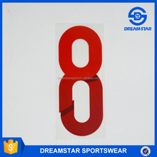 Wholesale Famous Soccer Player name and number