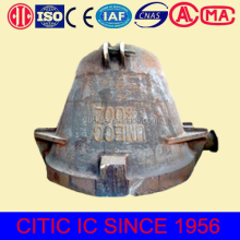 CITIC durable cusom-made die foundry ladle slag pot