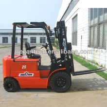DC motor controller battery electric fork lift