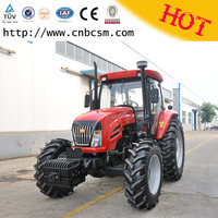 Best quality agricultural machinery cheap price 130HP new farm tractor for sale