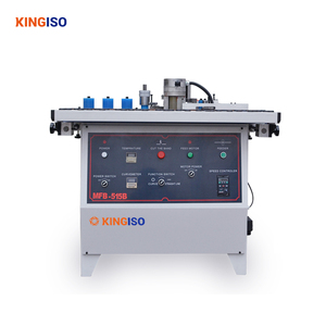 Curve straight MFB515B manual edge banding machine for woodworking