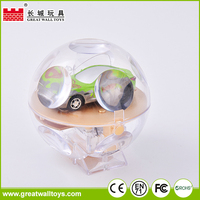 Mini rc model toy car 4ch rc model with light