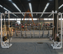 EM1026 shandong emfitness equipment adjustable cable crossover