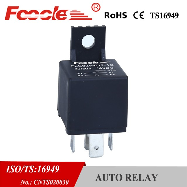 auto parts cd20 for nissan 5pin 24v auto relay 1a contact form