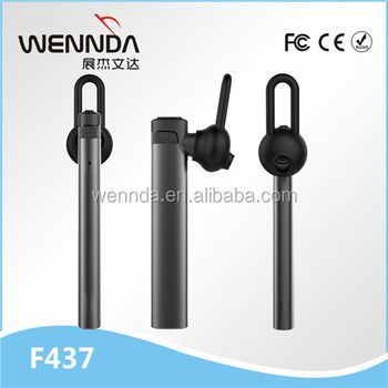 Bluetooth Earbuds V4.1 Wireless Sports Headphones Sweatproof Running Stereo Headsets (Wennda F437)