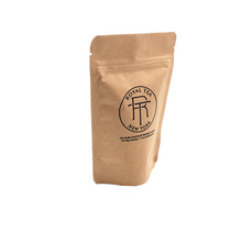 Wholesale Personalized Reusable Decaf Vintage Coffee Travel Bags/Pouches With Valve For Uk/Us/Australia