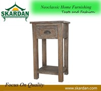 Hand Carved Table,Antique Style bedside table,New Design Home Furniture