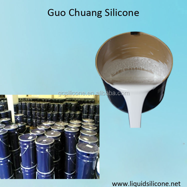 liquid silicon molding rubber for resin casting