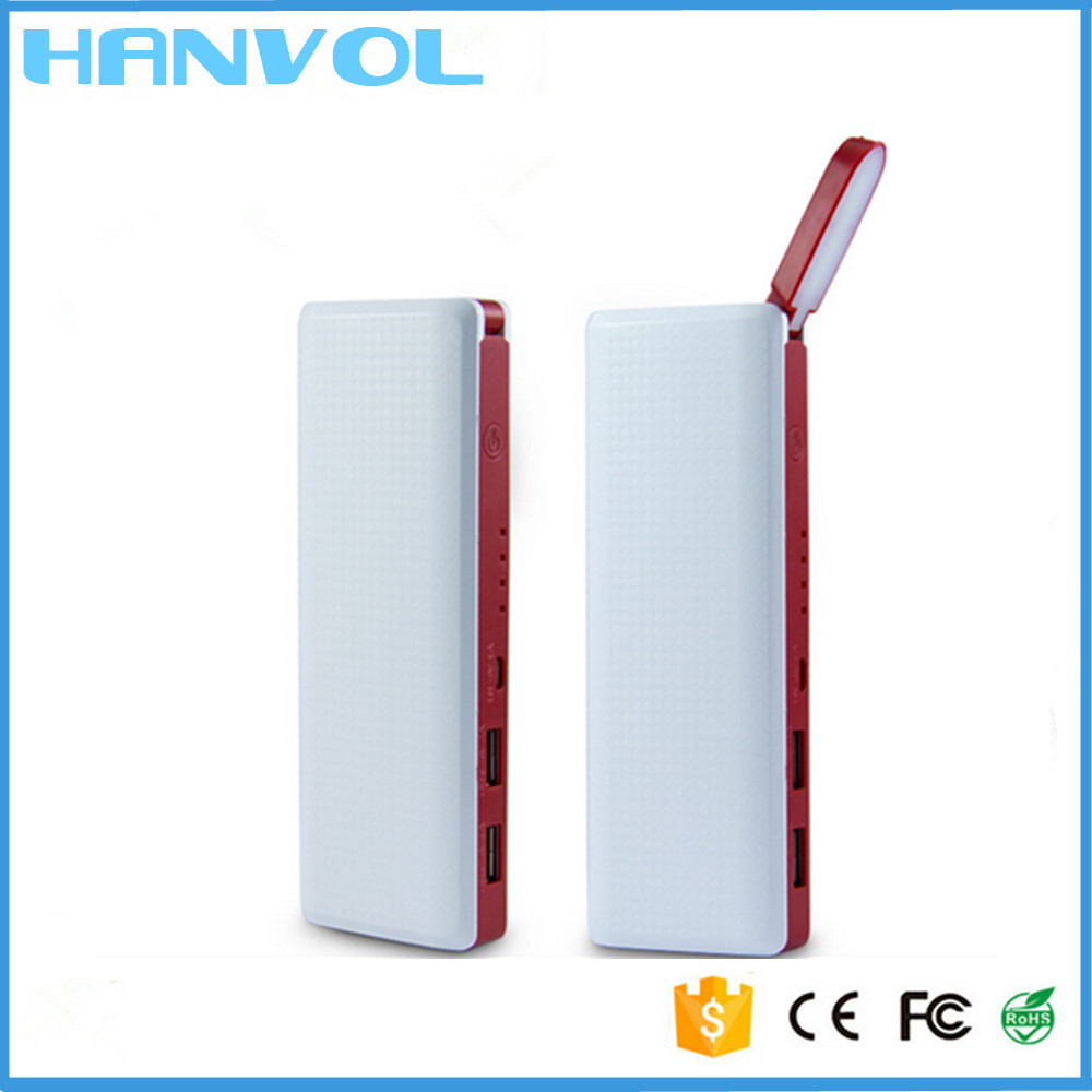 reading light power bank USB reading light LED lamp