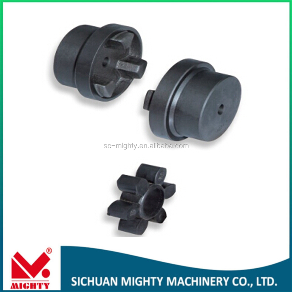 Flexible rubber coupling hrc hrc70 high quality spline shaft coupling transmission shaft coupling