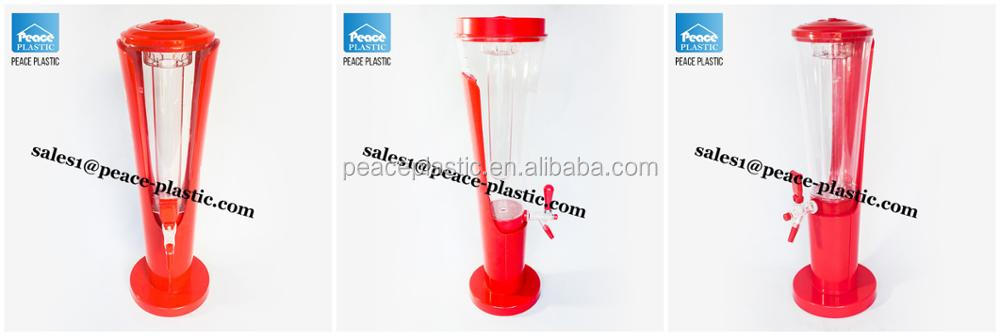2014 NEW HOT Beer Tower with ice cooling tube