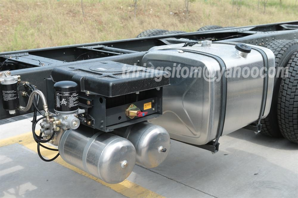 Cummins 260hp sitom 20T 25T 6x4 10 wheel cargo truck