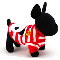 custom hot dog clothes costume panda embroidery designs cute pet clothes