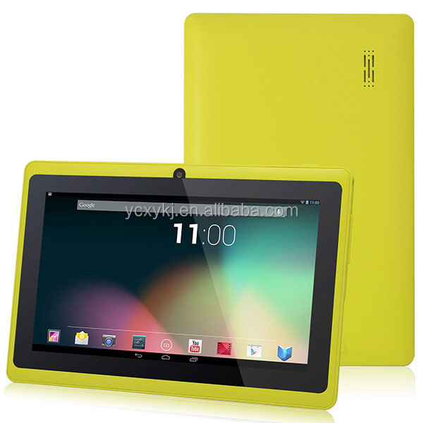 Best products 7 inch best low price android tablet pc