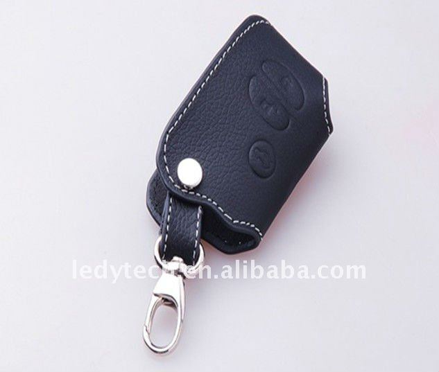 Hot Sale Toyota Camry car key leather case
