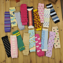 Wholesale Baby Leg warmers Knit Little Girls' Boys Children's leg warmer