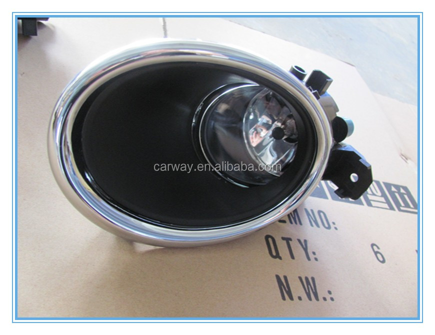 New Item Auto Fog Light for Nissan Qashqai 2016 ON