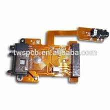 Fpc / flex pcb / pcb flexible / Rigid flex pcb en TWS