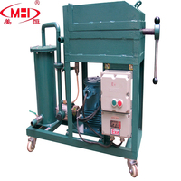 LY series pressure type plate and frame waste oil filter machine transformer oil purification plant