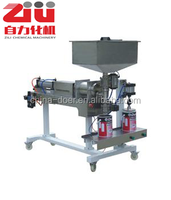 One Nozzel Paste Liquid Filling Machine