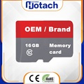 Color Print 16GB 32GB 64GB TF Memory Card With Full Capacity