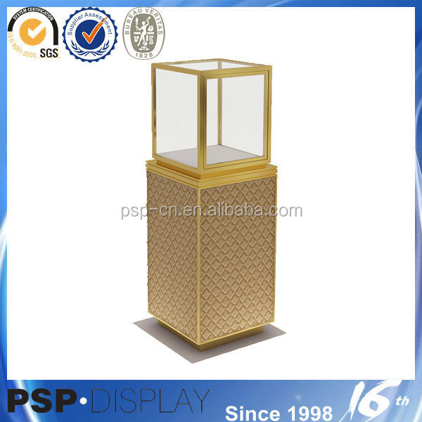 2014 new design european style mirrored jewellry cabinet