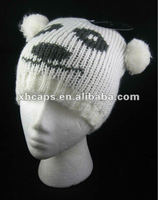 Lovely Cartoon Character Knitted Beanie Hats