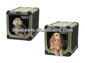 pet soft crate,dog soft crate,dog crate,pet crate,dog cage