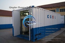 2*40ft Containerized RO Water Treatment Plant with Price
