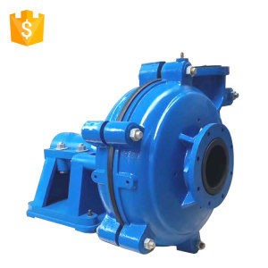 Skid Mounted Centrifugal Mining Ash Portable Solid Slurry Pump
