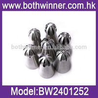 cake decoration nozzle set ,MW081 cake cream decorating nozzles