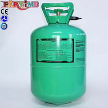 Hot Sale Product 13.4L 99.9% Helium Balloon Tank For Party Used